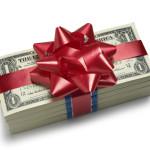 dono in denaro