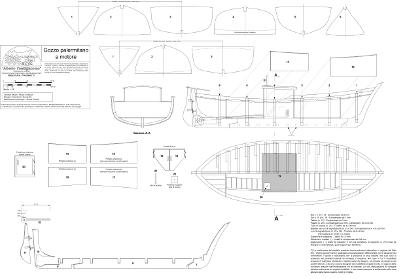 Progetti per modelli associazione culturale museo del for Disegno del piano di costruzione