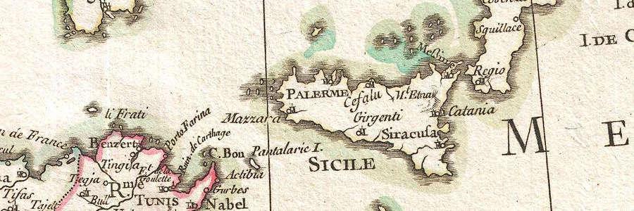 La Sicilia chiave del Mediterraneo