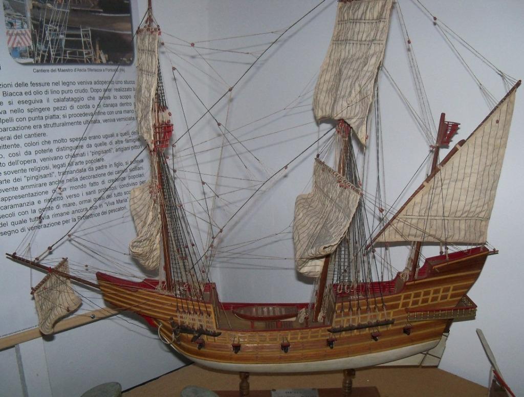 Galeone Veneziano del XVI sec.